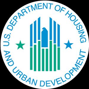 U.S. Department of Housing and Urban Development (HUD) logo
